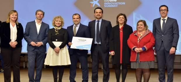 La empresa Cifra Educación, ganadora del Premio Emprendedor XXI en Cantabria