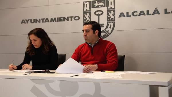 Ejecución Ayuntamiento La Alcalá Real Alta De Destaca wqYHOq7x