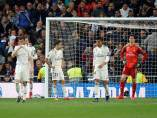 Gol en contra del Real Madrid