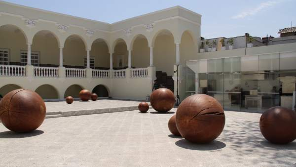 Semillas de Jaime Miranda Bambarén. Semillas en la Casa Moreyra de Lima, 2014.