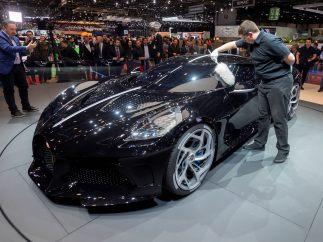 Salón de Ginebra 2019: del coche más caro del mundo a modelos que vuelan