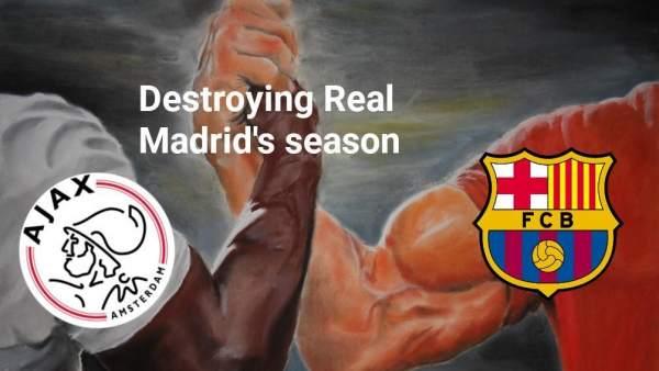 Memes Real Madrid