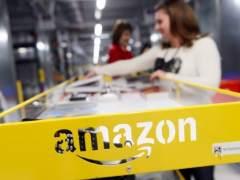 Trabajadoras de Amazon