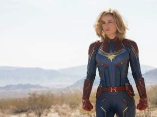 Doce curiosidades de Brie Larson, la estrella de 'Capitana Marvel'