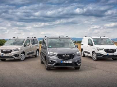 Más de 20 sistemas de asistencia al conductor: así es la seguridad del Opel Combo