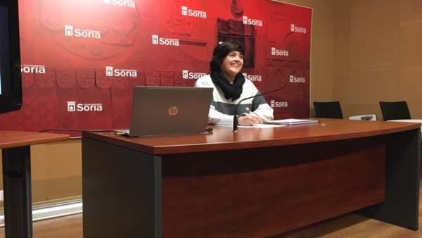 Ayuntamiento de Soria plantea un Plan de Movilidad hasta 2028 con zonas de convi