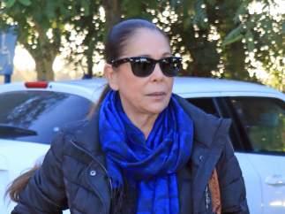 Isabel Pantoja en una imagen de enero.