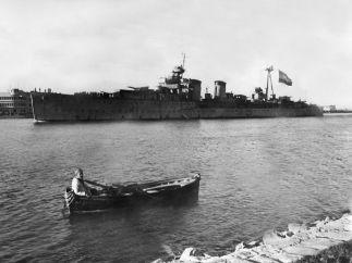 El buque 'Libertad'