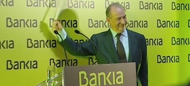 Rato vuelve al juicio de Bankia para escuchar las conclusiones de la Fiscalía