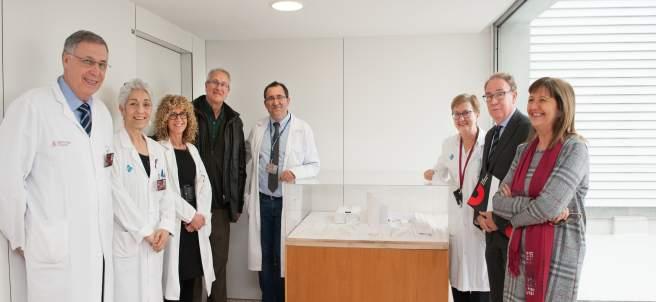 El CAC y el Hospital de Bellvitge elaborarán materiales para prevenir adicciones