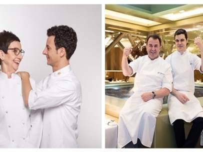 Passeig de Gourmets tendrá a '4 manos' a Berasategui, Ruscalleda, Jubany, Gaig,