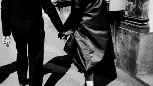 Fotografía realizada por Gabriel Cualladó en París en el año 1962.