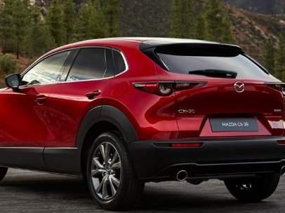 Mazda presenta su nuevo SUV CX-30 en el Salón de Ginebra