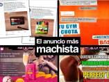 Candidatos Premio al anuncio más machista Facua