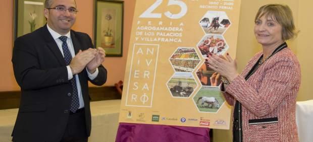 Sevilla.- La Feria Agroganadera de Los Palacios arranca el 26 de abril coincidie