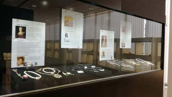 Córdoba.- El Parque Joyero acoge desde este viernes una exposición de joyas dedi