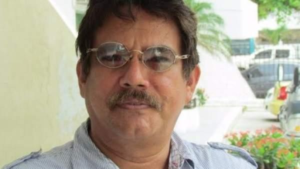 Gustavo Tatis Guerra presenta 'La flor amarilla del prestidigitador'.