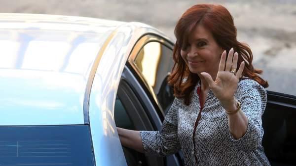El Supremo argentino confirma la prisión preventiva para Cristina Fernández