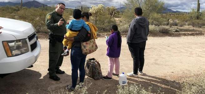 Inmigrantes en EE UU