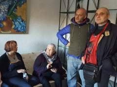 Aplazado el desahucio de una familia en Leganés