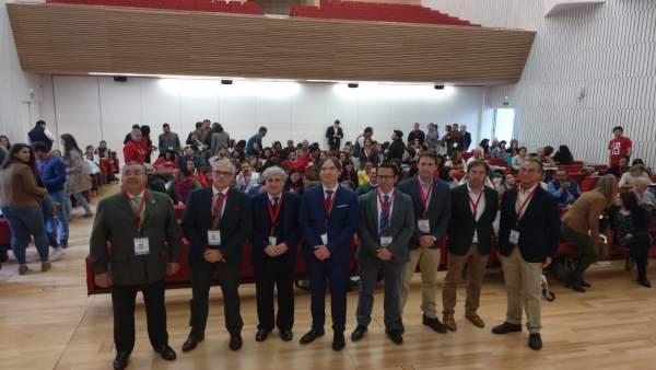 Córdoba.- El Palacio de Congresos reúne a unos 200 especialistas en veterinaria