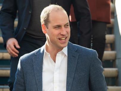 Príncipe Guillermo / William de Inglaterra