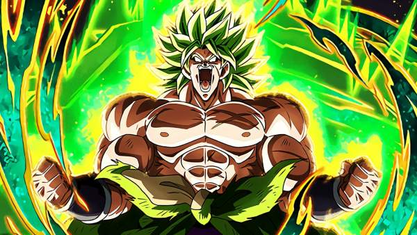 new concept 923c7 f2759 Broly regresa en  Dragon Ball Super . Toei Animation.