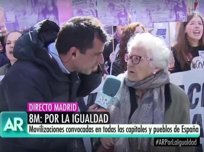 Programa de Ana Rosa especial 8-M