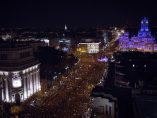 Multitudinario 8-M en Madrid