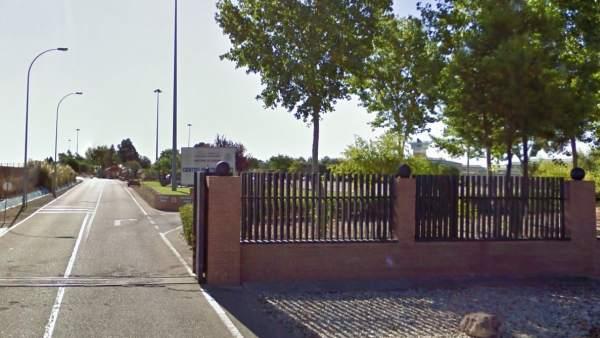 e39cc85b7ec5 Imagen de la entrada al centro penitenciario de Huelva.