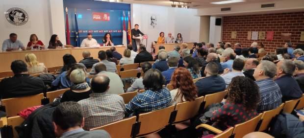 Manuel González Ramos y Francisco Valera encabezarán las candidaturas al Congres