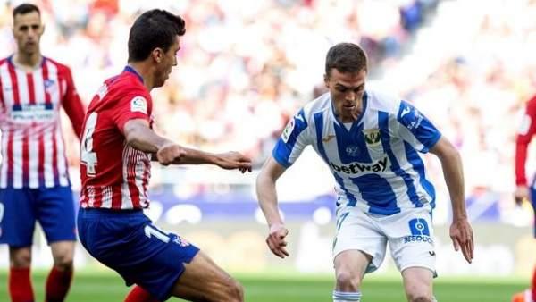 Atlético de Madrid vs. Leganés. EFE 18e547659