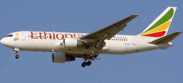 Boeing de Ethiopian Airlines