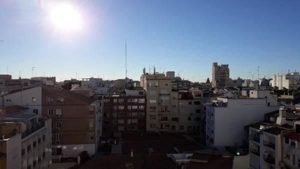 Sol para despedir el año en la Comunitat Valenciana
