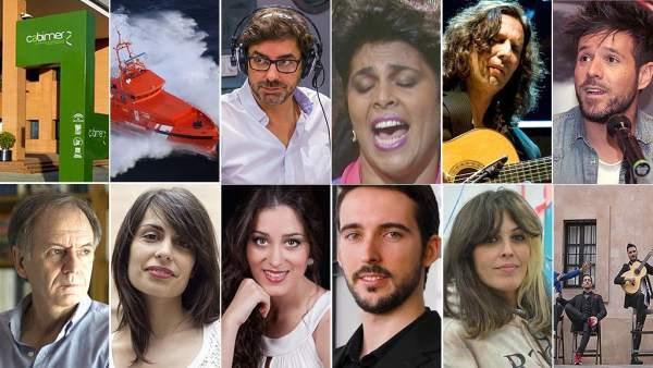 Sevilla.- Canal Sur entrega este lunes los premios Conecta a Salvamento y al Cab