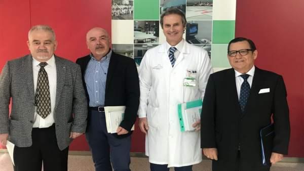 Unos 200 profesionales sanitarios abordan las novedades en ginecología y obstetr
