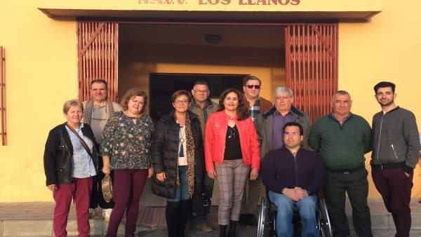 Almería.- Valverde critica la 'desidia' del PP para solucionar las necesidades d