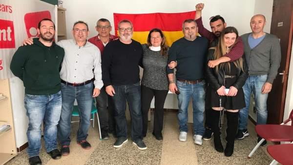 26M.- IU De Calvià No Llega A Ningún Acuerdo En El Municipio Y Concurre En Solit