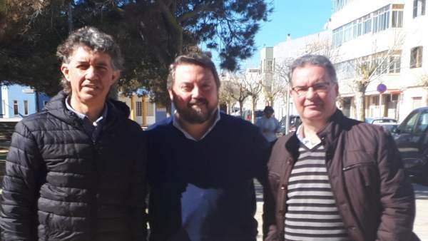 26M.- VOX Menorca Incorpora Al Exconcejal Del PSOE José Moll A Las Listas Del Ay