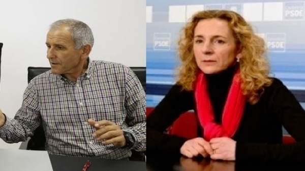 28A.- Luis Santos Clemente E Isabel Fernández, Candidatos Al Congreso Y El Senad
