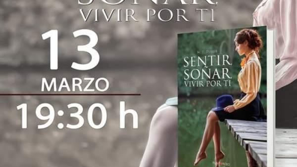 La autora María José Duque presenta el miércoles en Montijo su obra 'Sentir, soñ