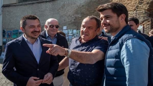 Sevilla.-26M.-Beltrán Pérez ve oportunidad para que Gobierno andaluz y local del
