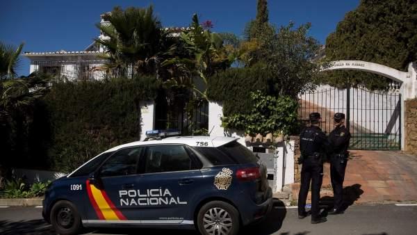 Violencia machista en Estepona