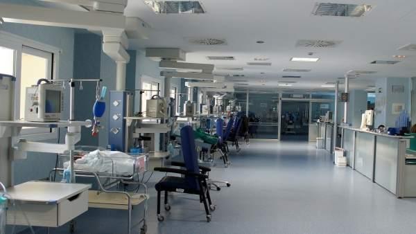 Instalaciones del Hospital Costa del Sol.