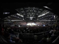 El Wizink Center en el partido de récord de espectadores de baloncesto femenino