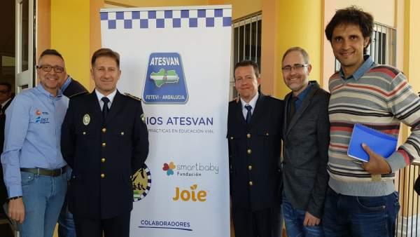 Granada.- Diputación acoge las II Jornadas de Caminos Escolares Seguros para mun