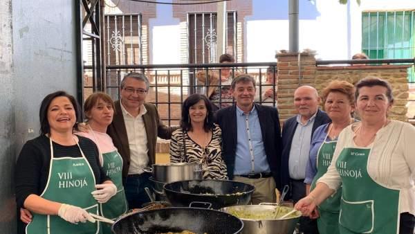 Málaga.- Algatocín muestra el potencial gastronómico y artesanal de la Serranía