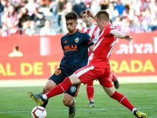 Girona vs. Valencia.