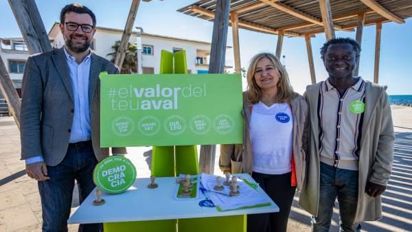 MÉS per Mallorca lanza la campaña 'El valor de tu aval' para concurrir a las Gen