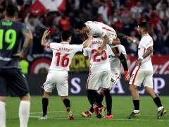 Sevilla vs. Real Sociedad.
